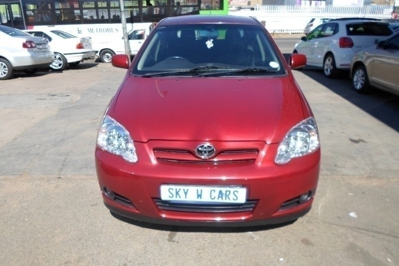 Used Toyota Runx 1 6 Sport 2006 Mode For Sale In Gauteng