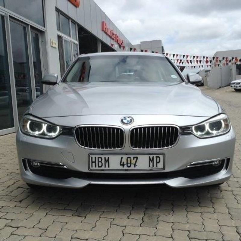 Used BMW 3 Series 320D Luxury Line Auto For Sale In