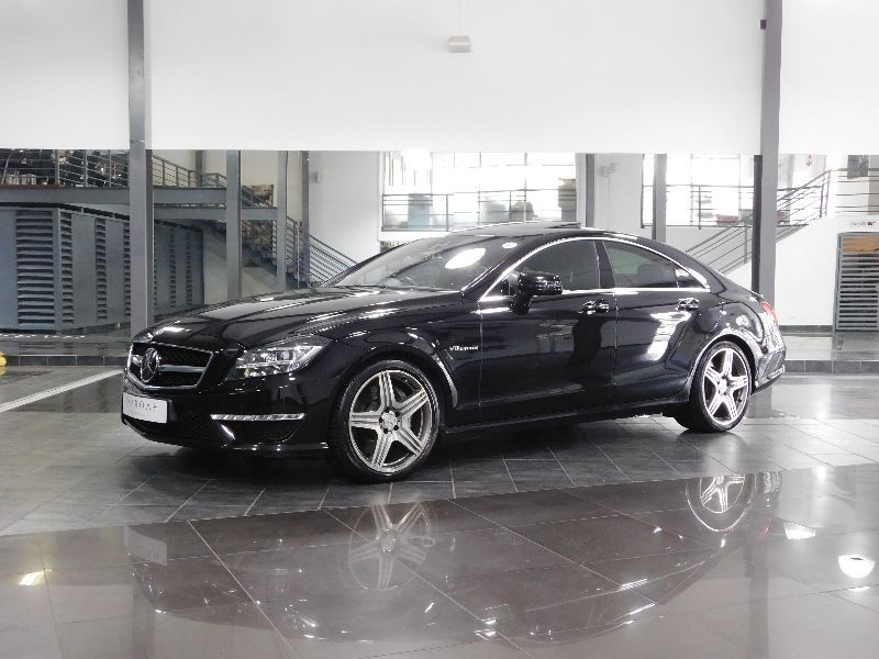used mercedes benz cls class cls 63 amg for sale in gauteng id 1897755. Black Bedroom Furniture Sets. Home Design Ideas