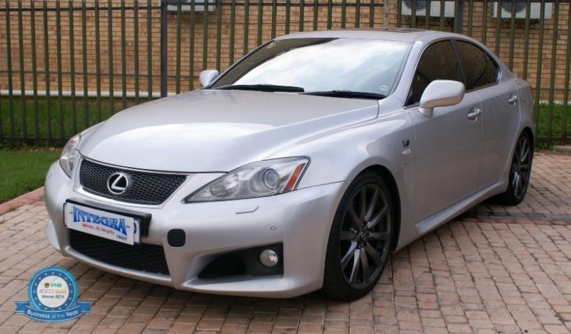 used lexus is is f for sale in gauteng id. Black Bedroom Furniture Sets. Home Design Ideas