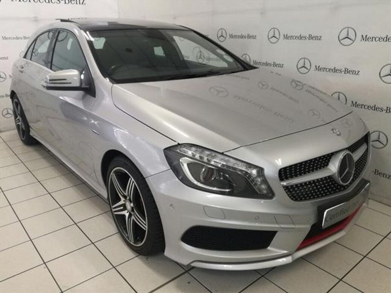 Used mercedes benz a class a 250 sport a t for sale in for Mercedes benz claremont