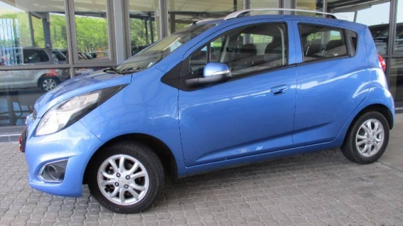 used chevrolet spark 1 2 ls 5dr for sale in mpumalanga id 1898306. Black Bedroom Furniture Sets. Home Design Ideas