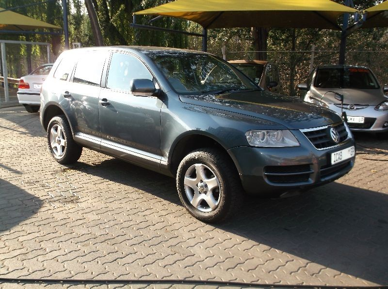 used volkswagen touareg r5 2 5 tdi tip for sale in gauteng id 1899048. Black Bedroom Furniture Sets. Home Design Ideas