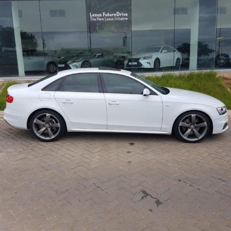 Used Audi A4 2.0 TFSI Quattro S-tronic S-Line For Sale In