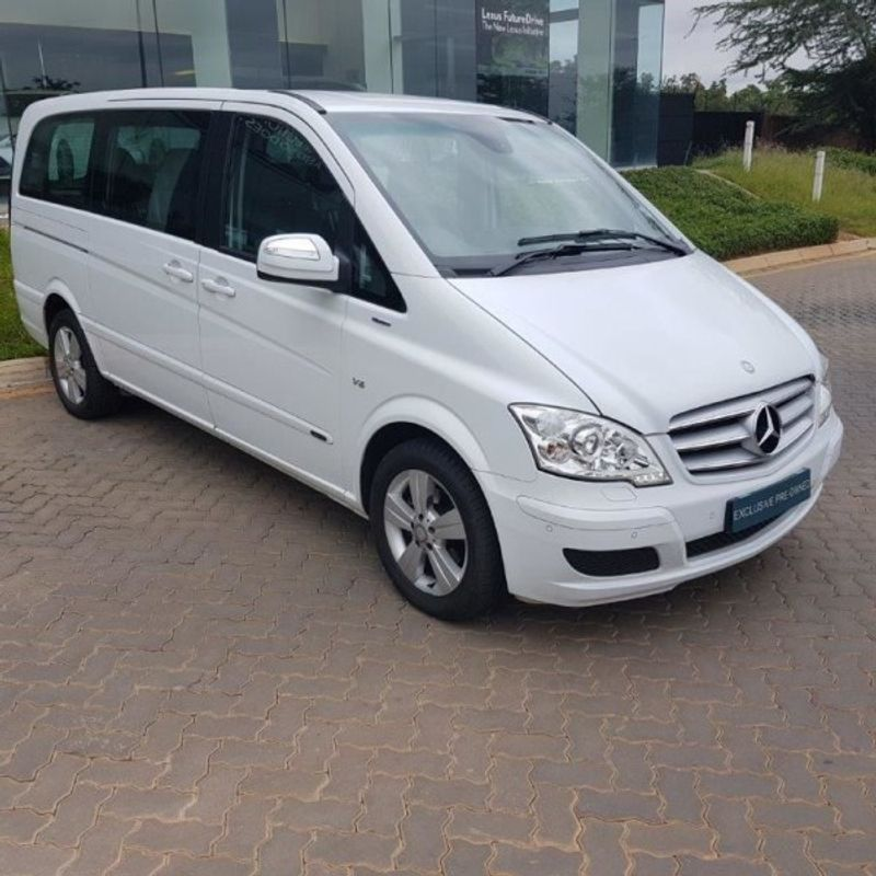 used mercedes benz viano merc viano 3 0 cdi v6 ambiente at for sale in gauteng id. Black Bedroom Furniture Sets. Home Design Ideas