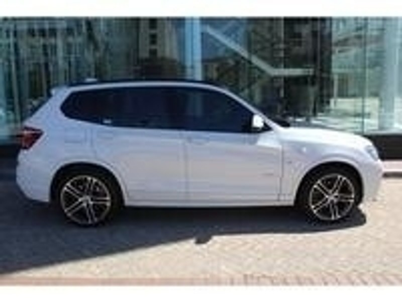 used bmw x3 xdrive 30d m sport auto for sale in western cape id 1899574. Black Bedroom Furniture Sets. Home Design Ideas