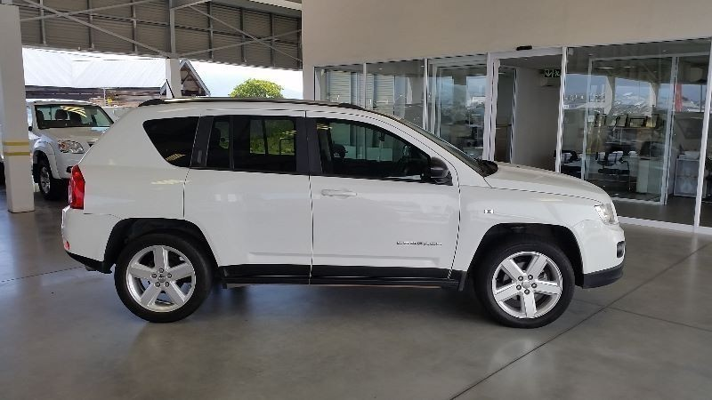 used jeep compass 2 0 cvt ltd for sale in western cape. Black Bedroom Furniture Sets. Home Design Ideas