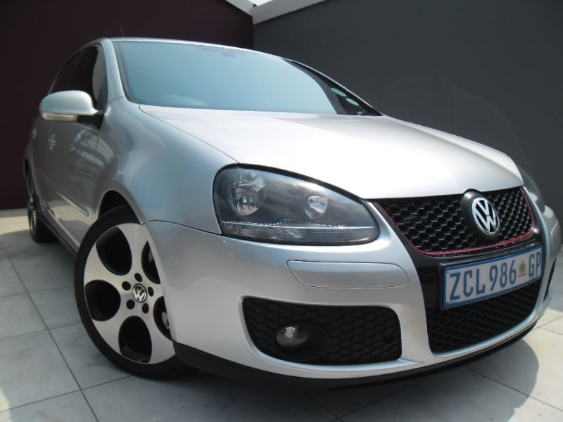 used volkswagen golf gti fsi for sale in gauteng. Black Bedroom Furniture Sets. Home Design Ideas