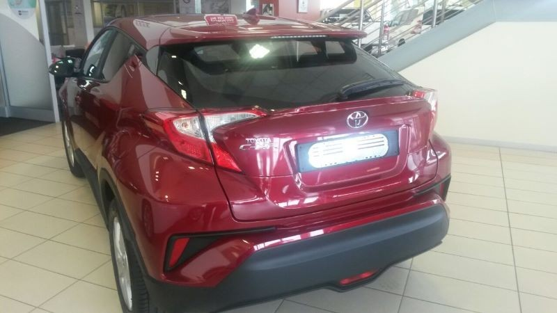 used toyota c hr chr plus auto for sale in gauteng id 1900224. Black Bedroom Furniture Sets. Home Design Ideas