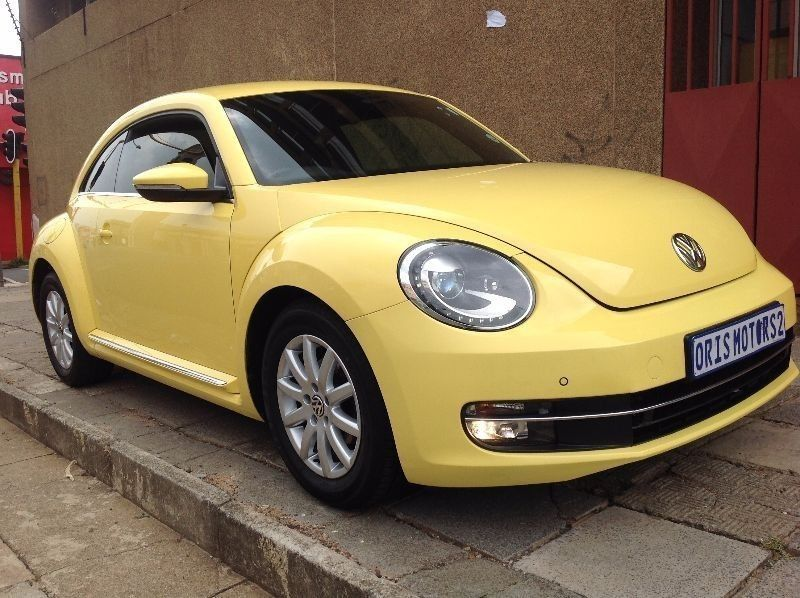 used volkswagen beetle 1 4 tsi sport for sale in gauteng id 1900248. Black Bedroom Furniture Sets. Home Design Ideas
