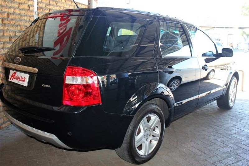 used ford territory ghia auto 7 seater suv for sale in western cape id 1900254. Black Bedroom Furniture Sets. Home Design Ideas