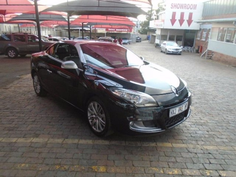 used renault megane iii 1 4 gt line coupe cabrio for sale in gauteng id 1900403. Black Bedroom Furniture Sets. Home Design Ideas