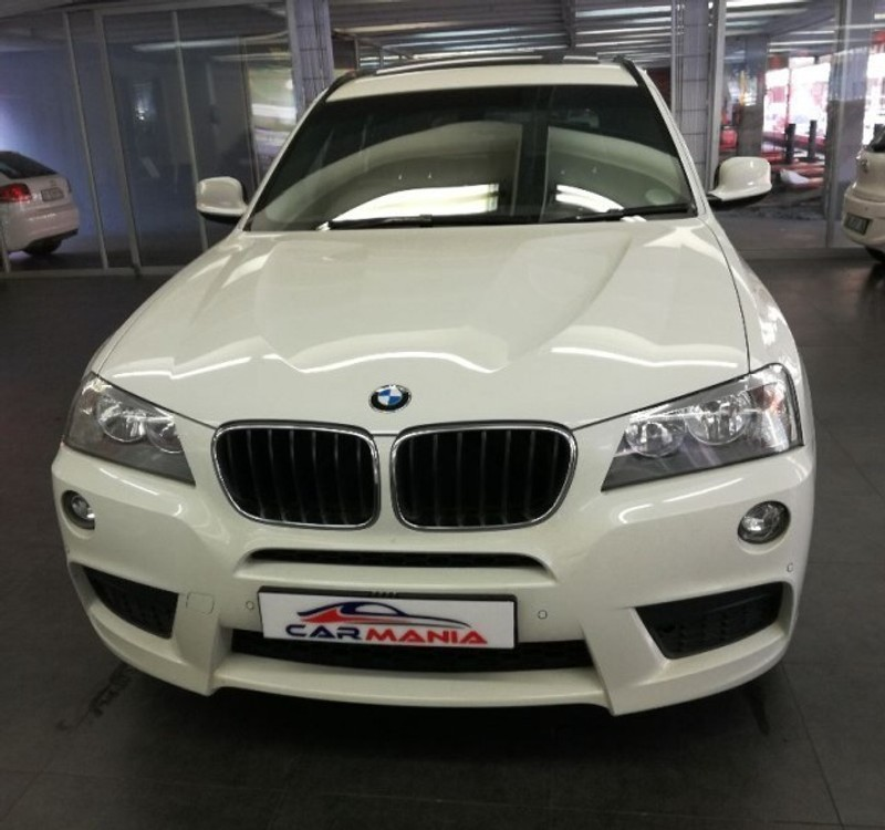Used BMW X3 Xdrive20d A/t For Sale In Gauteng