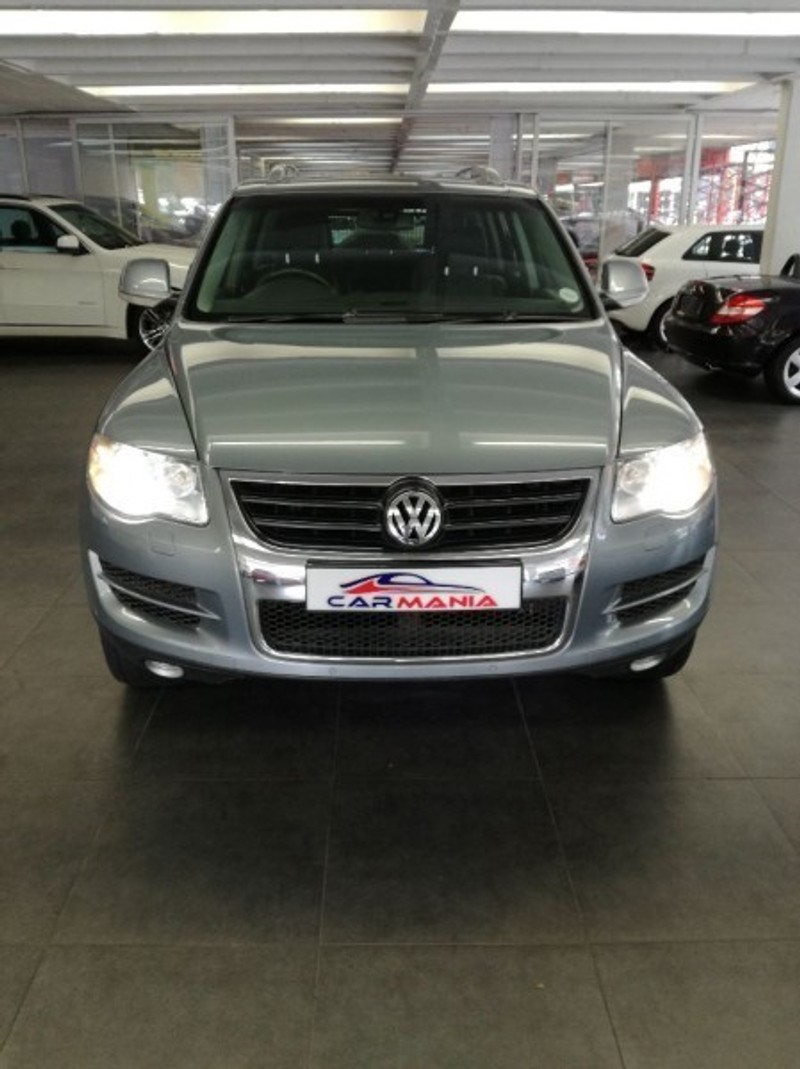 used volkswagen touareg 3 0 tdi v6 tip for sale in gauteng. Black Bedroom Furniture Sets. Home Design Ideas