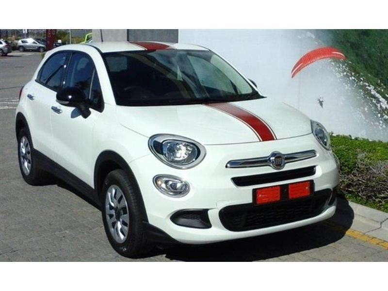 used fiat 500x 1 6 pop for sale in western cape id 1900959. Black Bedroom Furniture Sets. Home Design Ideas
