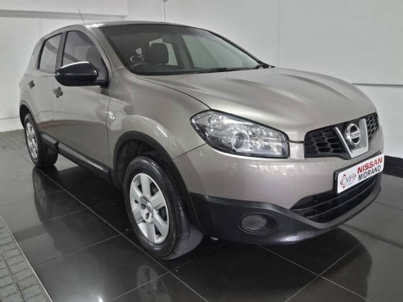 used nissan qashqai 1 6 visia for sale in gauteng id 1901636. Black Bedroom Furniture Sets. Home Design Ideas