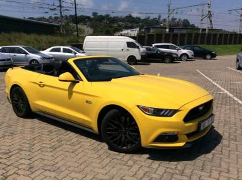 used ford mustang 5 0 gt convertible auto for sale in gauteng id 1901821. Black Bedroom Furniture Sets. Home Design Ideas