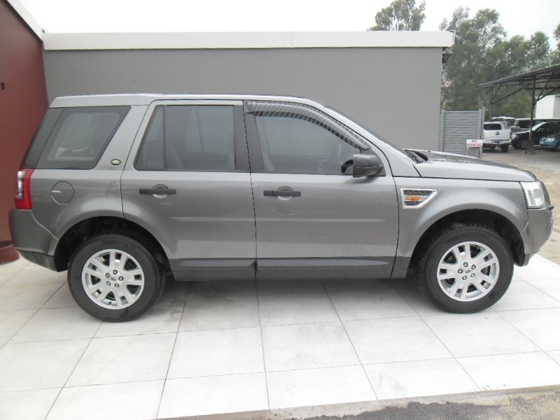 used land rover freelander ii 2 2 td4 se a t for sale in gauteng id 1901917. Black Bedroom Furniture Sets. Home Design Ideas