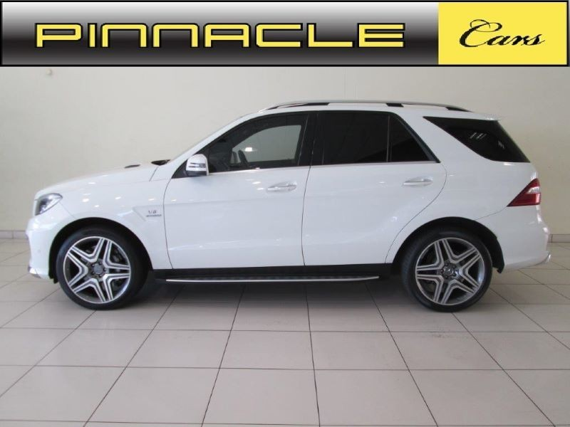 Used mercedes benz m class ml63 amg auto for sale in for Mercedes benz ml350 amg for sale
