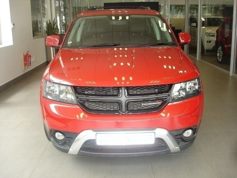 used dodge journey 3 6 v6 crossroad for sale in gauteng id 1902223. Black Bedroom Furniture Sets. Home Design Ideas