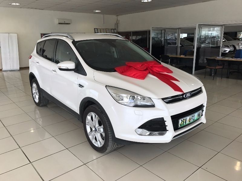used ford kuga 2 0 ecoboost titanium awd auto 9000km for. Black Bedroom Furniture Sets. Home Design Ideas