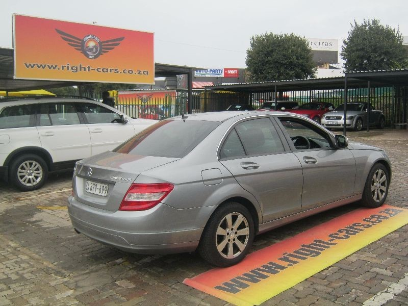 Used mercedes benz c class c 180 elegance a t for sale in for 2008 mercedes benz c class for sale