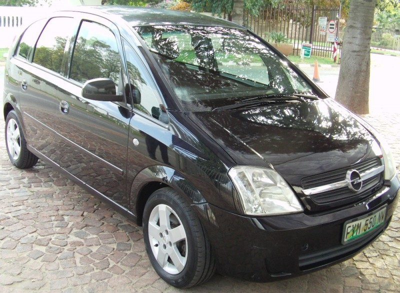 used opel meriva 1 6 comfort for sale in gauteng. Black Bedroom Furniture Sets. Home Design Ideas