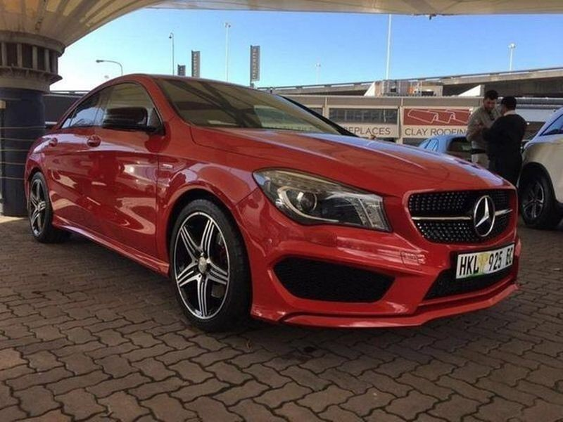 used mercedes benz cla class cla250 sport 4matic for sale in western cape id 1902615. Black Bedroom Furniture Sets. Home Design Ideas