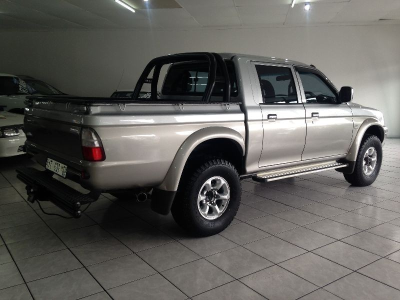 Used Mitsubishi Colt 3l V6 4x4 Rodeo For Sale In Gauteng