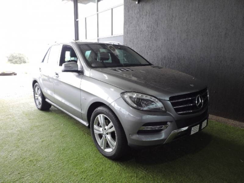 Used mercedes benz m class ml 350 bluetec for sale in free for Mercedes benz ml 2012 for sale