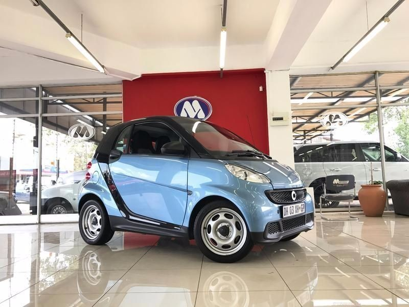 2017 smart fortwo pure manual coupe