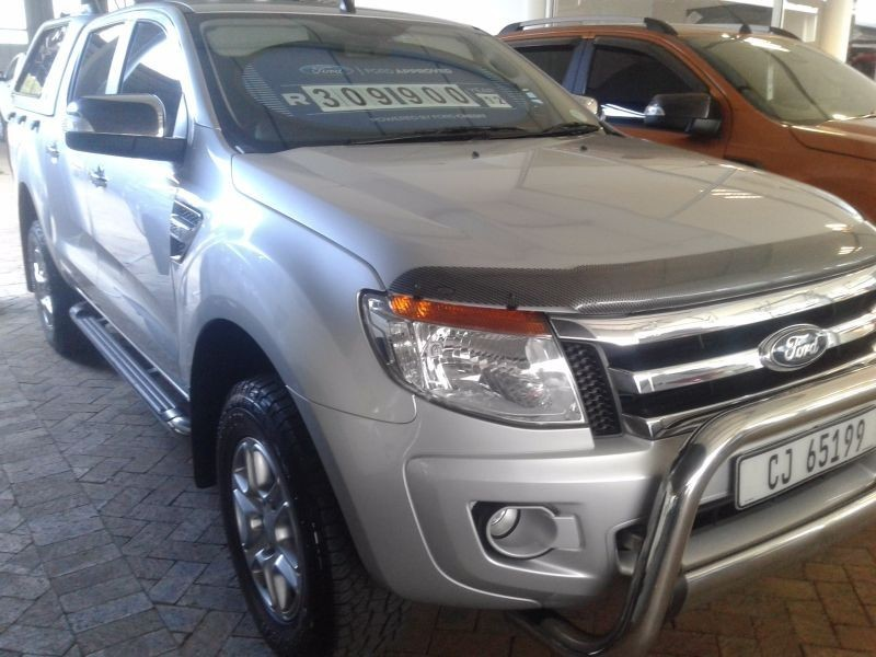used ford ranger 3 2tdci xlt auto double cab bakkie for. Black Bedroom Furniture Sets. Home Design Ideas