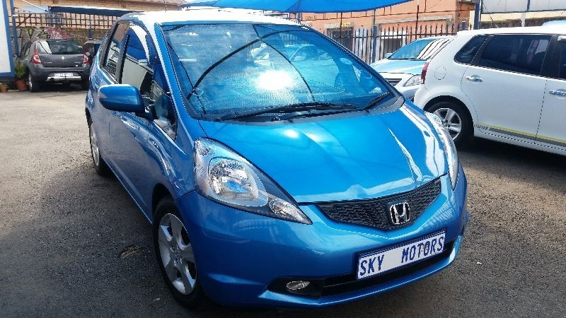 used honda jazz 1 5 executive a t for sale in gauteng id 1904514. Black Bedroom Furniture Sets. Home Design Ideas