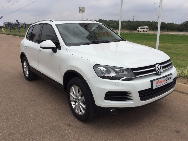 used volkswagen touareg low mileage luxury touareg for sale in gauteng id 1904984. Black Bedroom Furniture Sets. Home Design Ideas