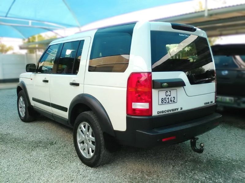 used land rover discovery 3 td v6 se a t for sale in north west province id 1905124. Black Bedroom Furniture Sets. Home Design Ideas