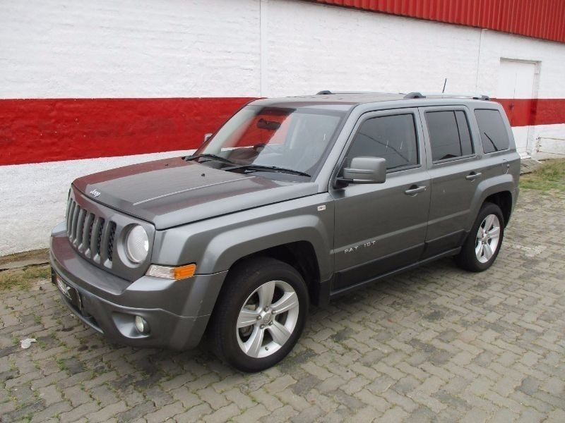 used jeep patriot 2 4 limited cvt a t for sale in gauteng id 1905272. Black Bedroom Furniture Sets. Home Design Ideas