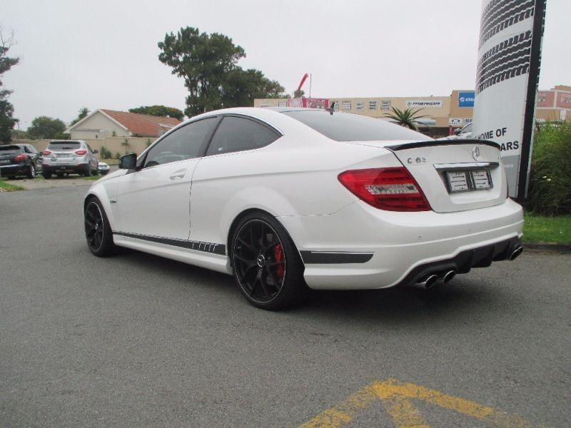 used mercedes benz c class c63 amg coupe for sale in eastern cape id 1905574. Black Bedroom Furniture Sets. Home Design Ideas