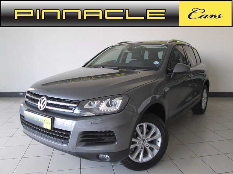 used volkswagen touareg 3 0 v6 tdi bluemotion tiptronic. Black Bedroom Furniture Sets. Home Design Ideas