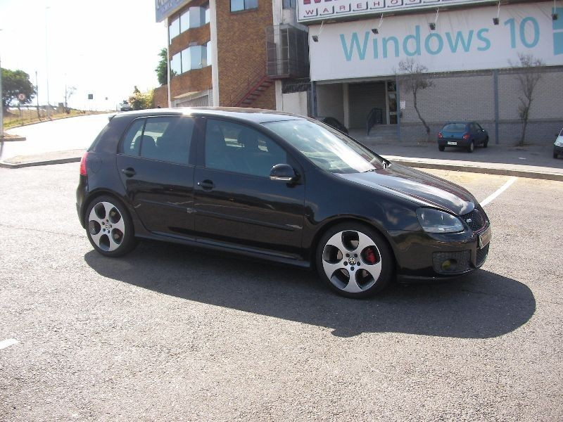 used volkswagen golf gti fsi for sale in western cape. Black Bedroom Furniture Sets. Home Design Ideas