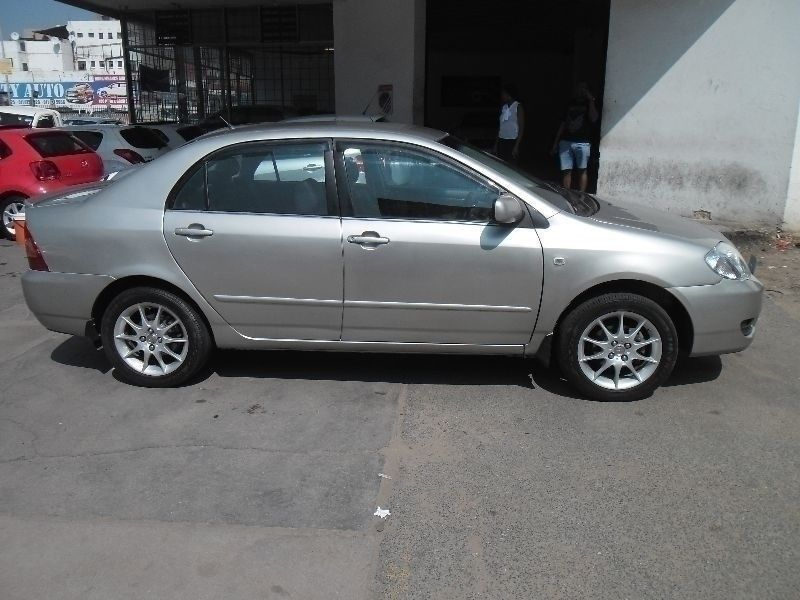 used toyota corolla 1 8 2006 model for sale in gauteng id 1906250. Black Bedroom Furniture Sets. Home Design Ideas