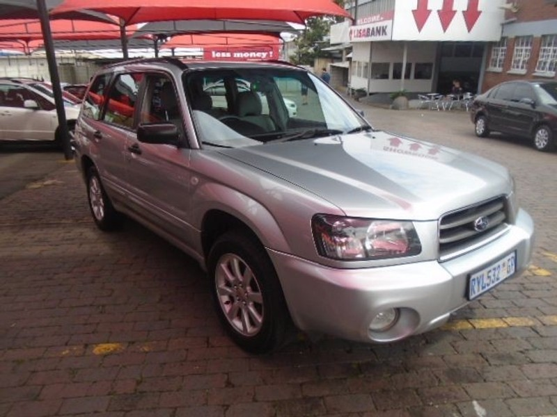 Used subaru forester 2 5 xsel for sale in gauteng cars for Frederick subaru motor company