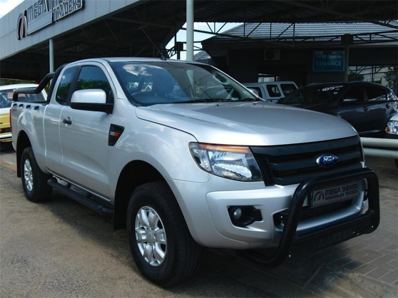 used ford ranger xls p u sup cab for sale in north. Black Bedroom Furniture Sets. Home Design Ideas