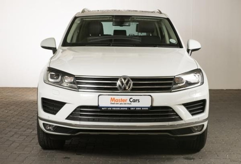 used volkswagen touareg gp 3 0 v6 tdi luxury tip for sale in western cape id 1906995. Black Bedroom Furniture Sets. Home Design Ideas
