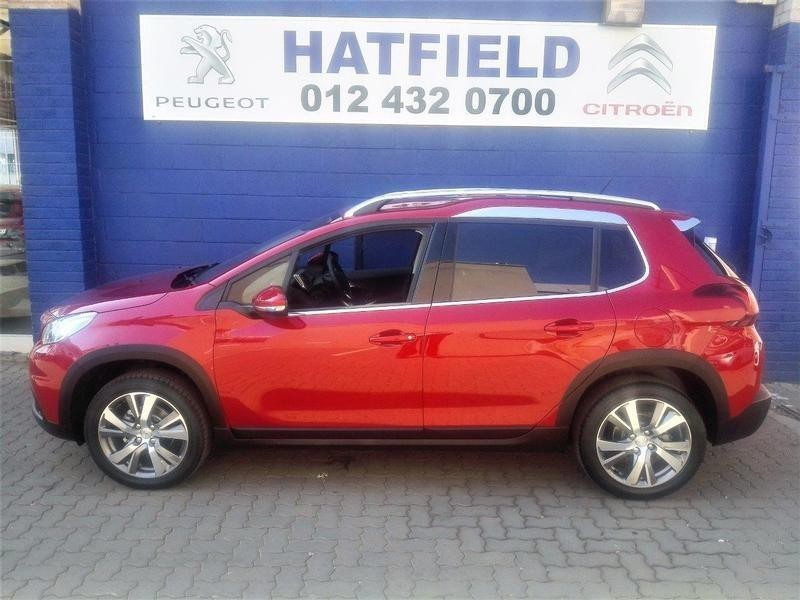 used peugeot 2008 1 6 hdi allure for sale in gauteng id 1907162. Black Bedroom Furniture Sets. Home Design Ideas