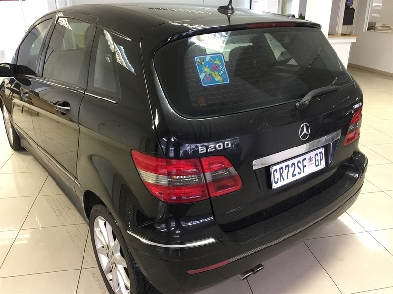 used mercedes benz b class b 200 turbo a t for sale in gauteng id 1907257. Black Bedroom Furniture Sets. Home Design Ideas