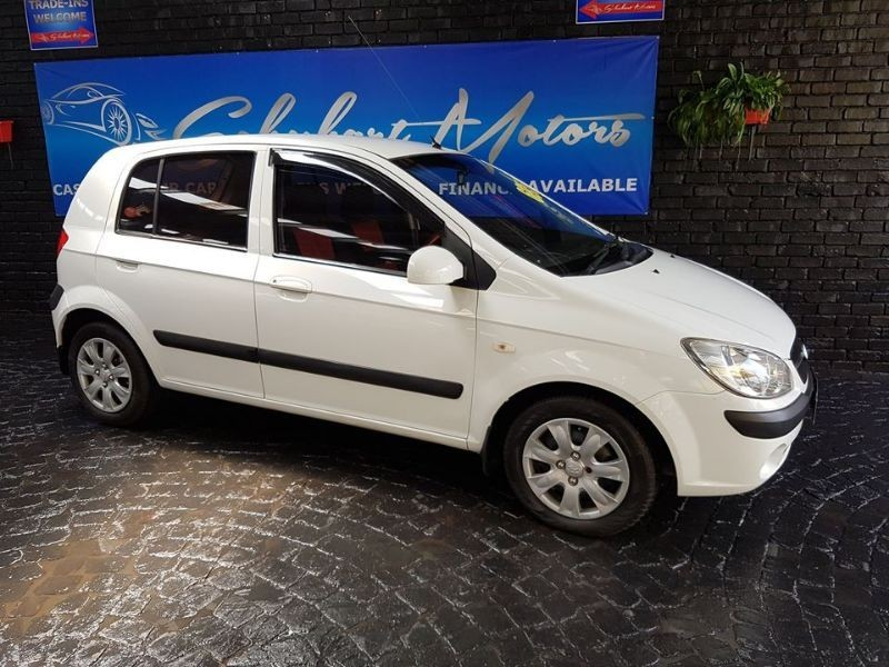 Used hyundai getz 1 4 hs for sale in gauteng for Hyundai motor finance payoff phone number