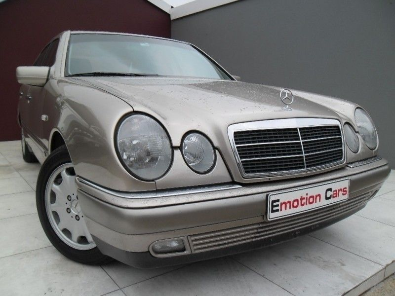Used mercedes benz e class e280 v6 elegance a t for sale for Mercedes benz v6