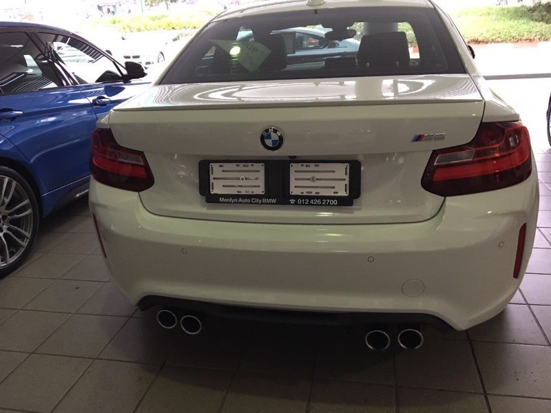 used bmw m2 2017 m2 coupe dct for sale in gauteng id 1907988. Black Bedroom Furniture Sets. Home Design Ideas
