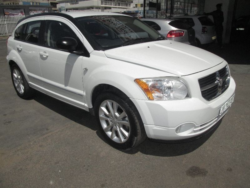 used dodge caliber 2 0 sxt for sale in gauteng id 1908032. Black Bedroom Furniture Sets. Home Design Ideas