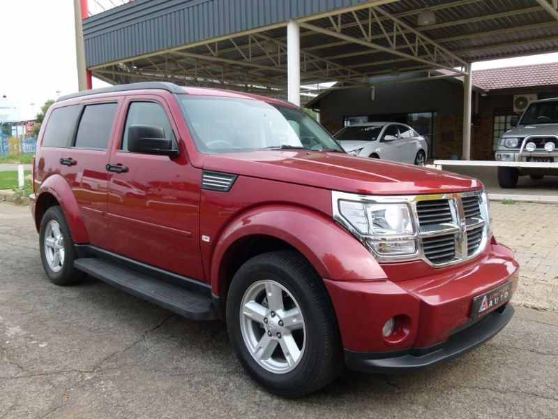 used dodge nitro 3 7 sxt a t for sale in north west province id 1908796. Black Bedroom Furniture Sets. Home Design Ideas